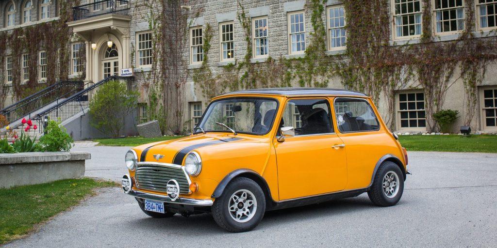 1974 Mini Cooper 1000